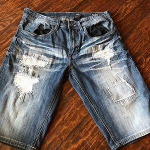 Buffalo jean shorts for Men